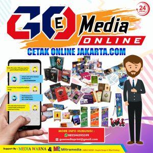Jasa Cetak Online Jakarta