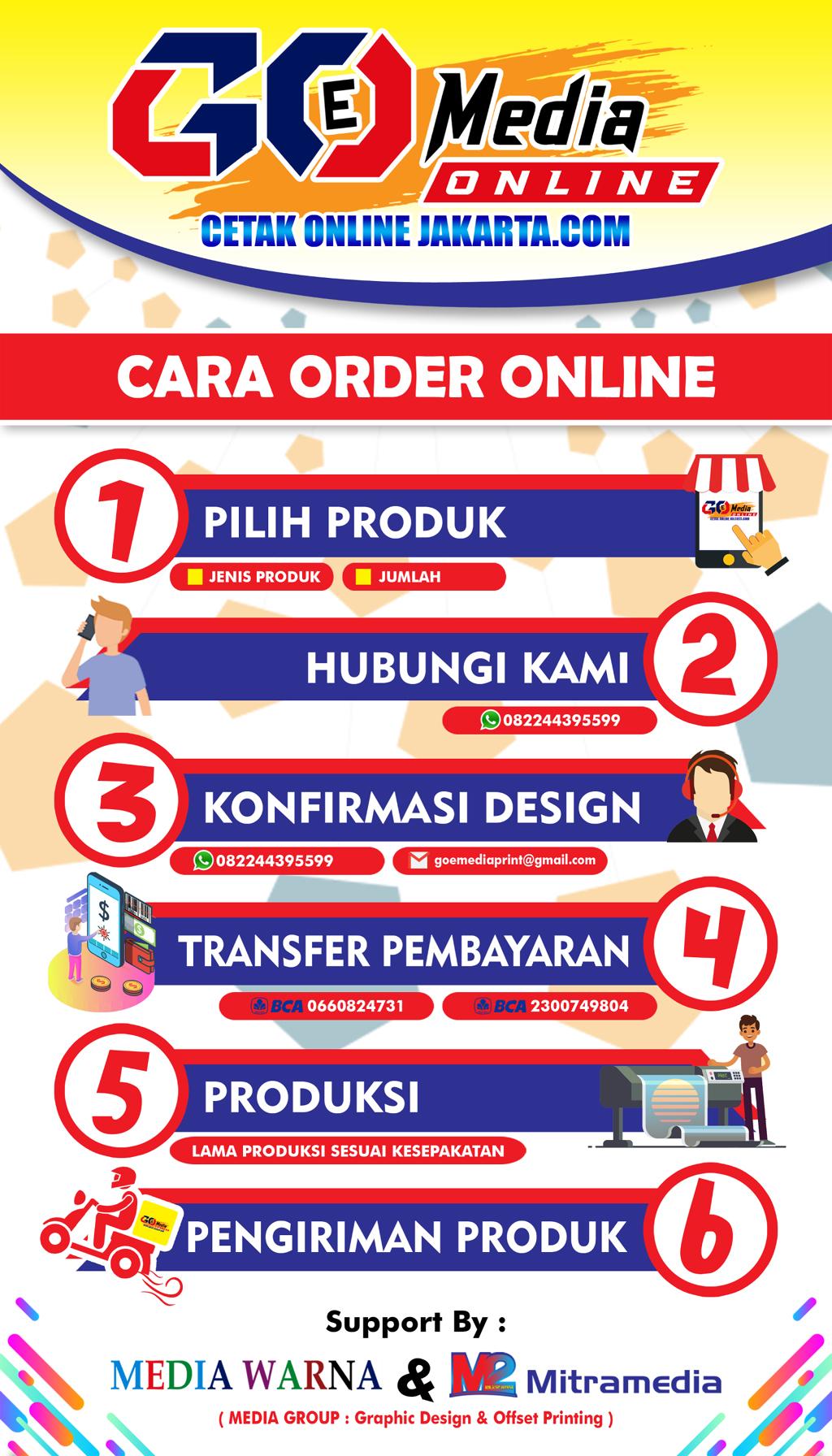 Profil Cetak Online Jakarta